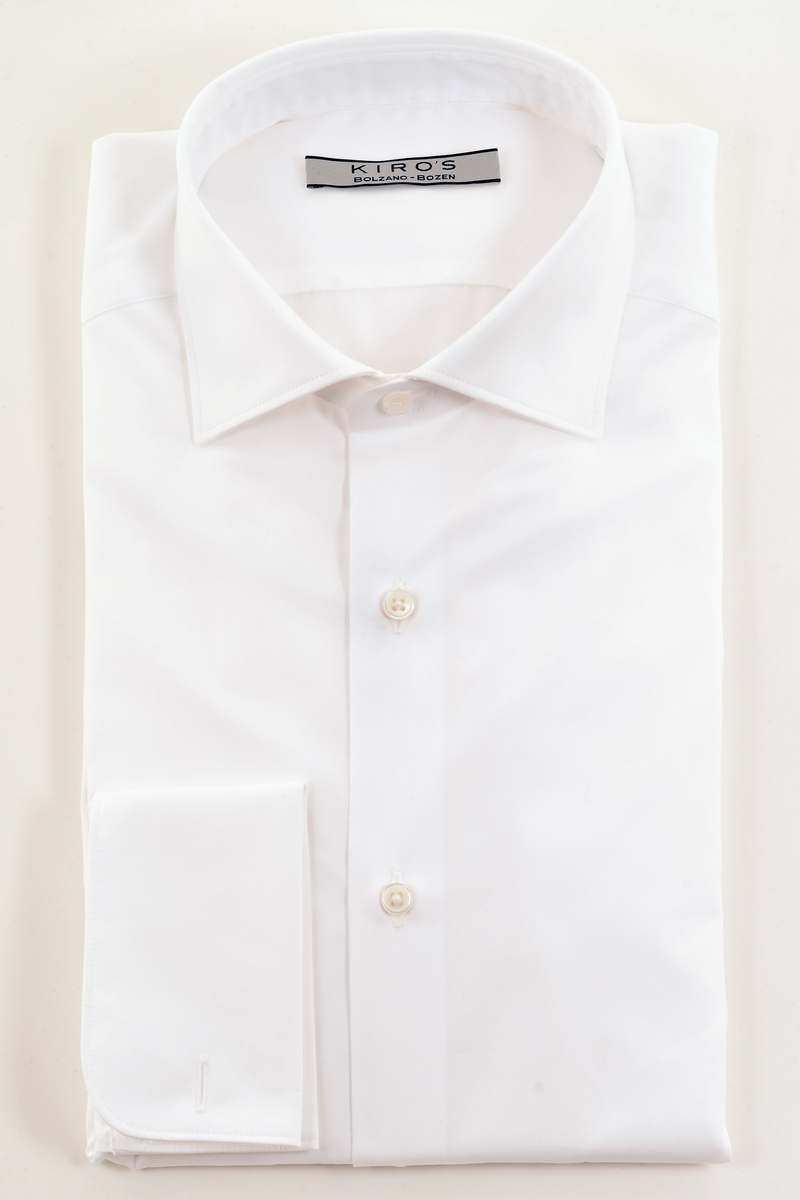 0f6dcede Camicia Custom fit Twill doppio ritorto Shirt Custom Fit Twill Double  Twisted