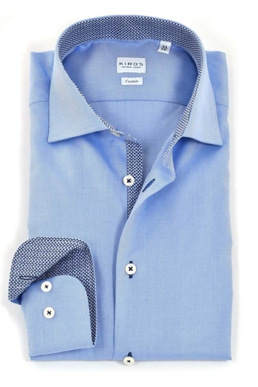 Camicia Regular fit Twill doppio ritorto