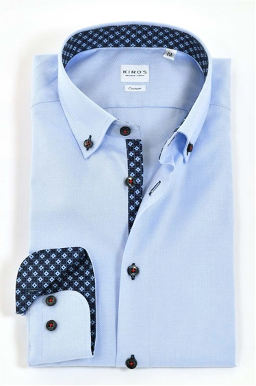 Camicia Regular fit royal oxford